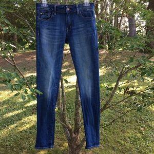 A blue jean by Ralf Lauren